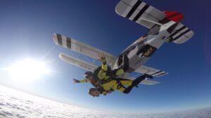 skoki na spadochronie kraków 171