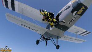 skoki na spadochronie kraków 154
