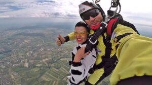 skoki na spadochronie kraków 169