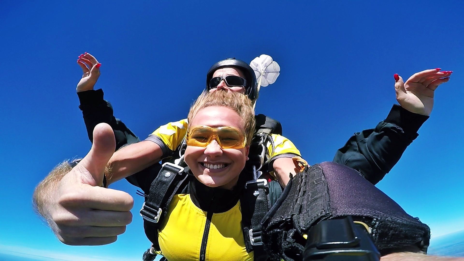 skoki na spadochronie tandem kraków 8441+6