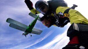 skoki spadochronowe kraków kraksy 50