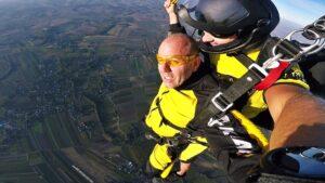 skoki spadochronowe kraków kraksy 45