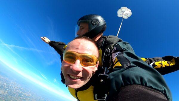 skoki na spadochronie w parze kraków 88