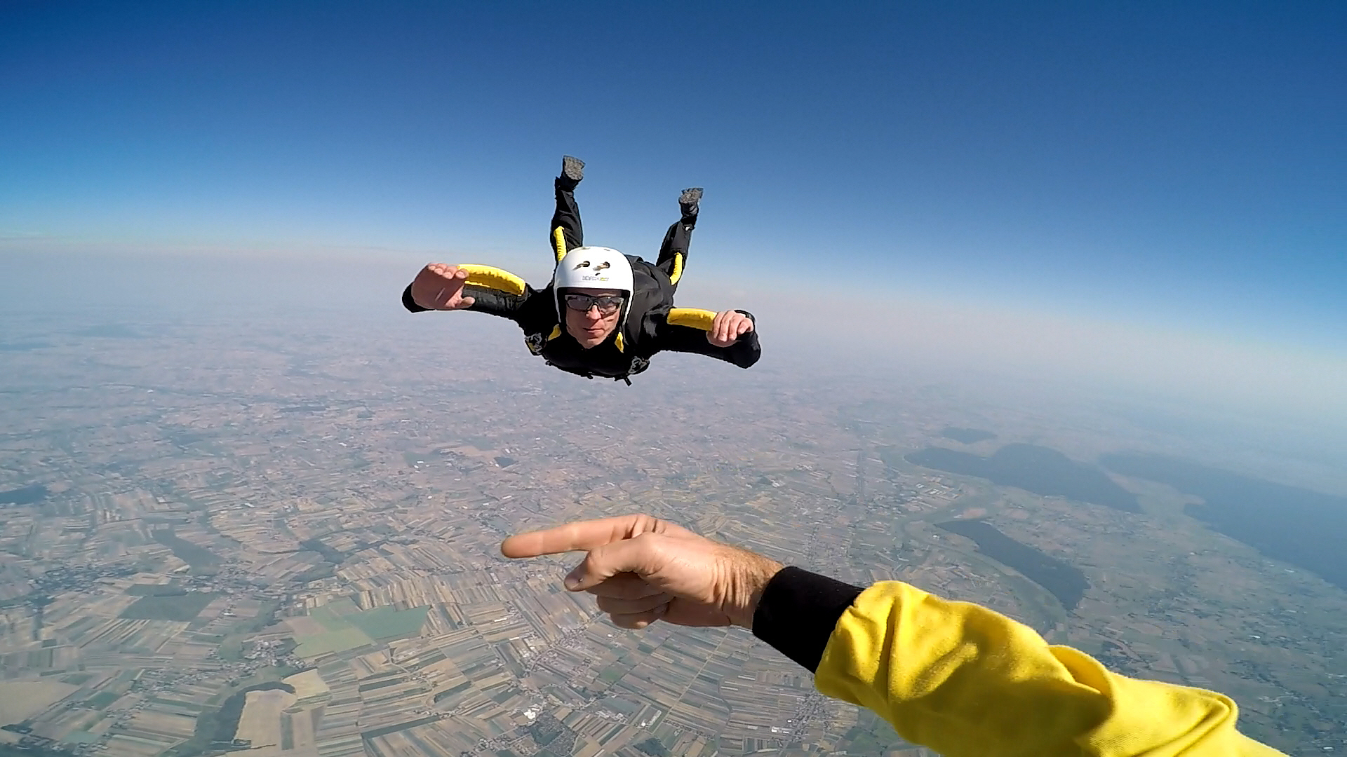 skoki na spadochronie kraków 213
