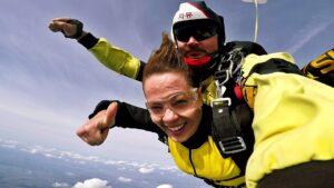 skoki spadochronowe kraków kraksy 30