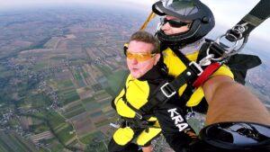 skoki spadochronowe kraków kraksy 31