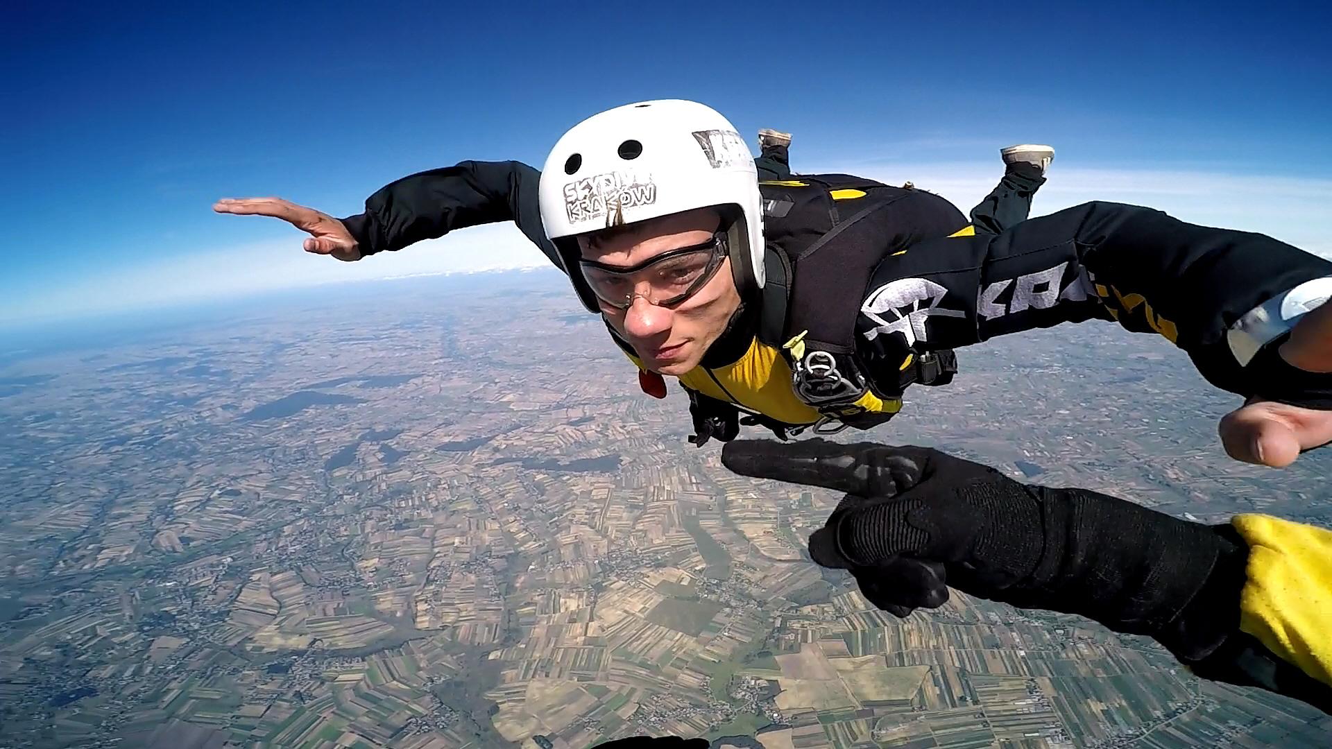 skoki na spadochronie kraków 212