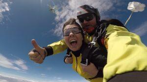 skoki na spadochronie kraków 155