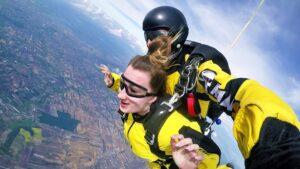 skoki na spadochronie kraków 70