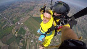skoki na spadochronie kraków 160