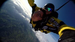 skoki na spadochronie kraków 170