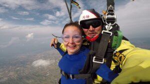 skoki na spadochronie kraków 163