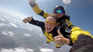 skoki na spadochronie kraków 121