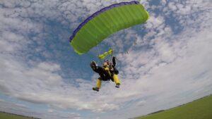 skoki na spadochronie kraków 130