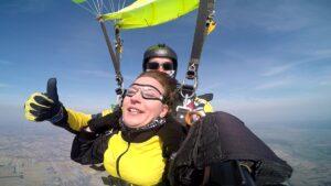 skoki na spadochronie kraków 134