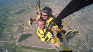 skoki na spadochronie kraków 143