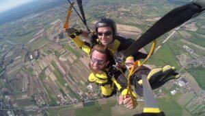 skoki na spadochronie kraków 146