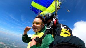 skoki na spadochronie kraków 85
