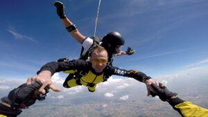 skoki na spadochronie kraków 91