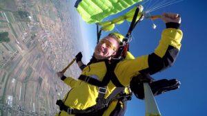 skoki na spadochronie kraków 101