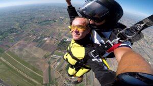 skoki na spadochronie kraków 105