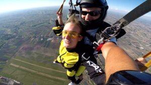 skoki na spadochronie kraków 95