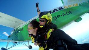 skoki na spadochronie kraków 97