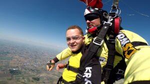 skoki na spadochronie kraków 106