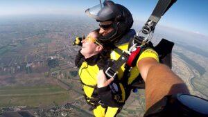 skoki na spadochronie kraków 108