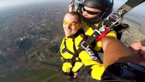 skoki na spadochronie kraków 109