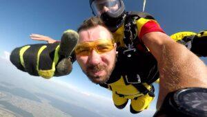 skoki na spadochronie kraków 111