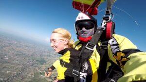 skoki na spadochronie kraków 112