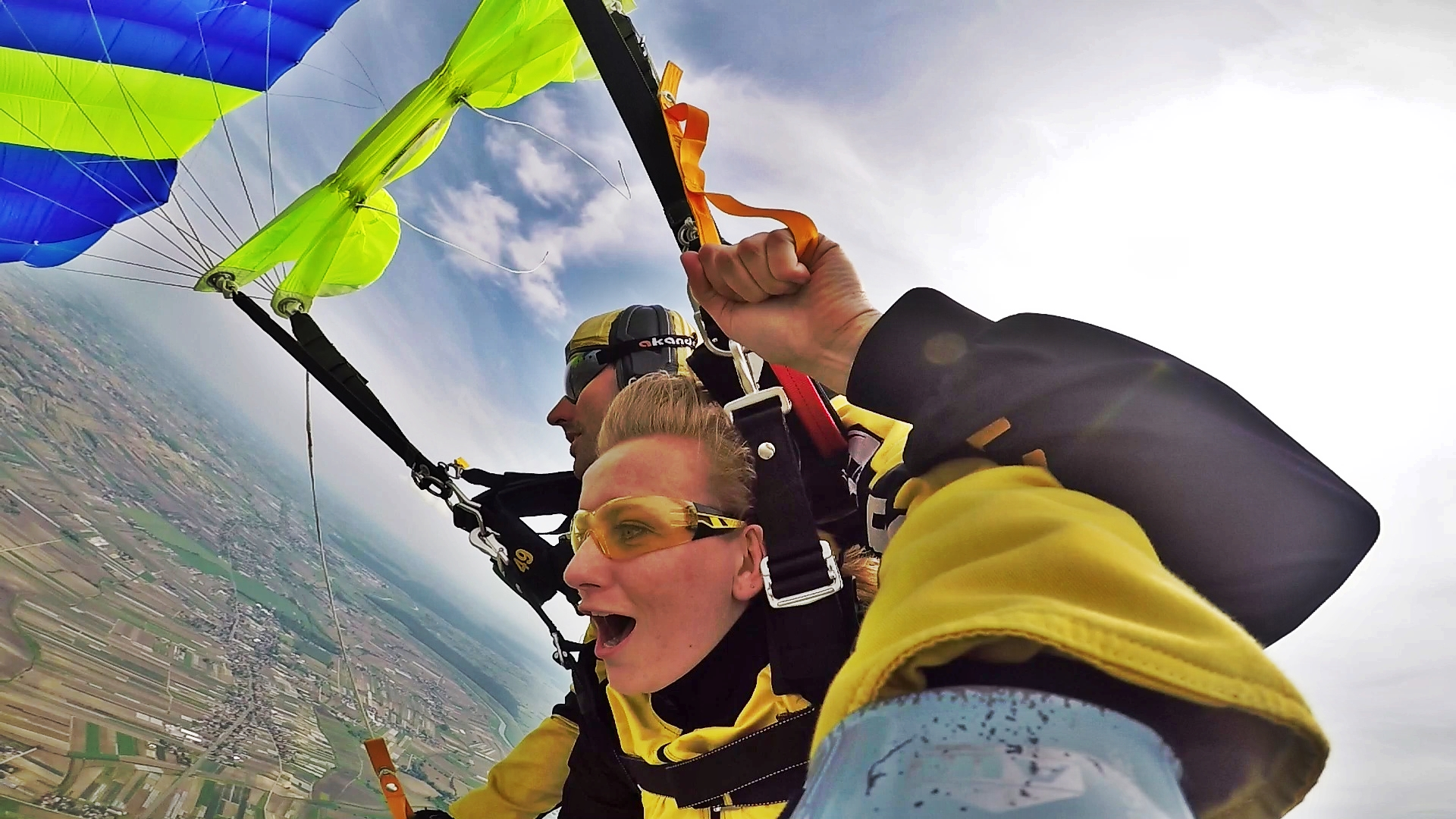 skoki spadochronowe kraków kraksy 16