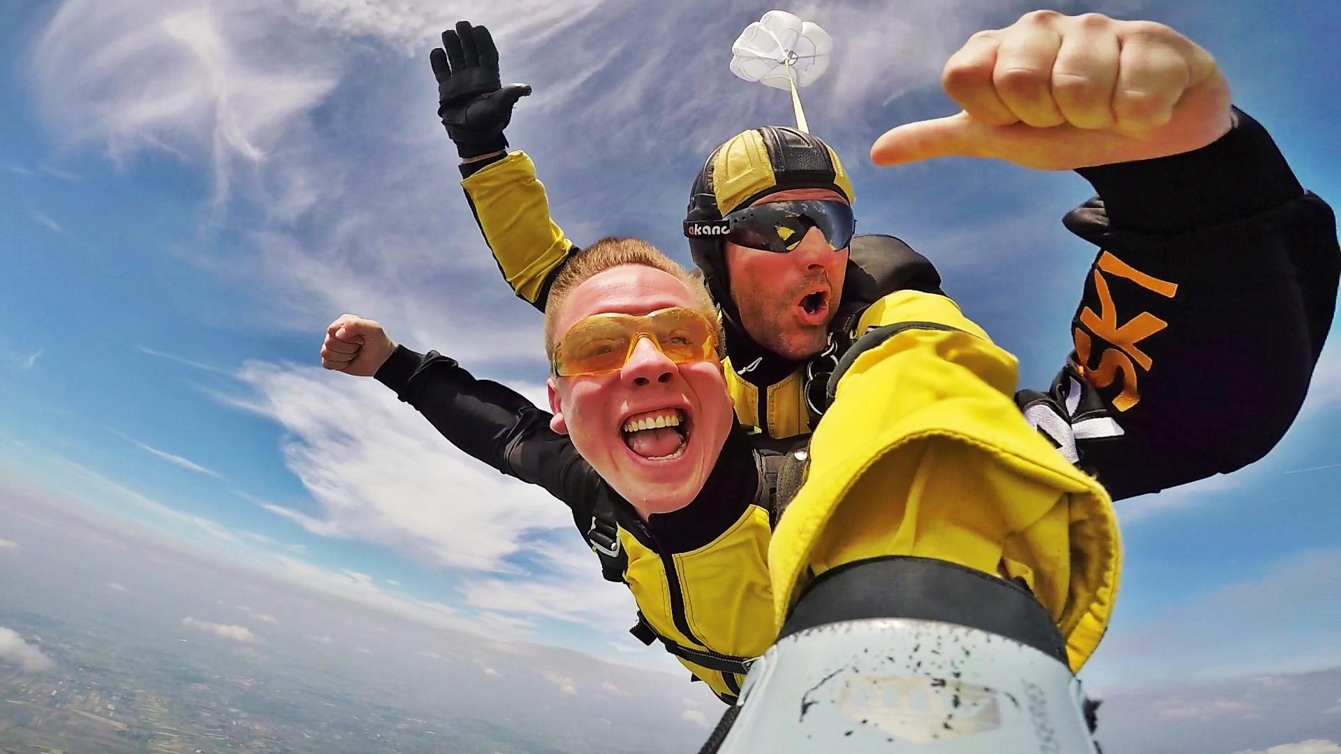 skoki spadochronowe kraków kraksy 13