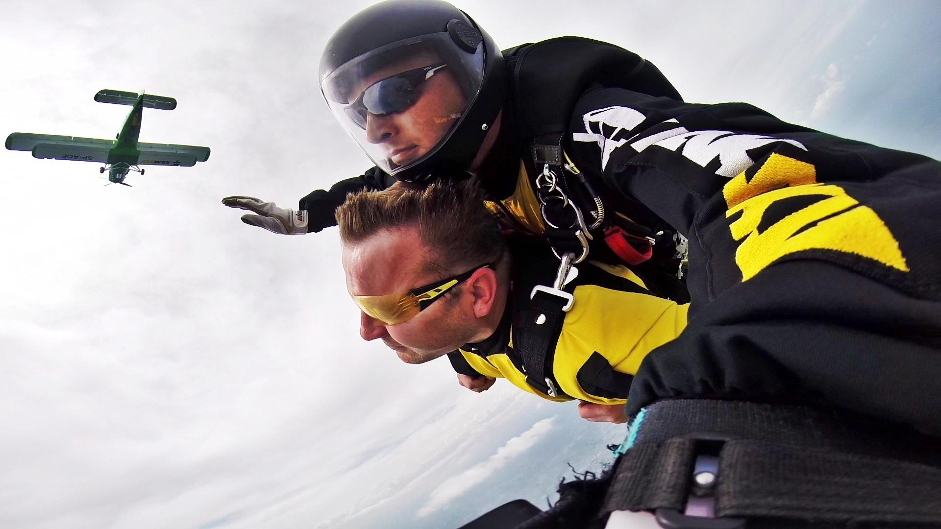 skoki spadochronowe kraków kraksy 11